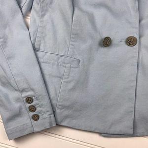 CAbi Jackets & Coats - CAbi Wedgewood Nautical blue blazer